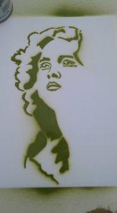 Stencil II