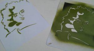 Stencil III