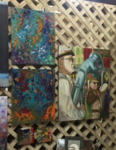 Painton Art at Secondline