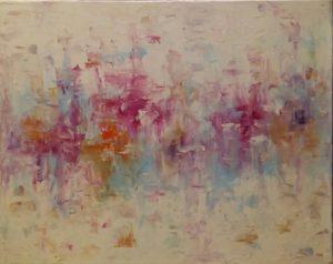 Printemps, 18x24, oil on canvas